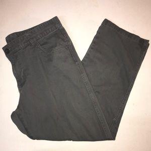 Gray Columbia Pants 38x30